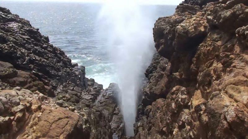Blow Hole Sri Lanka