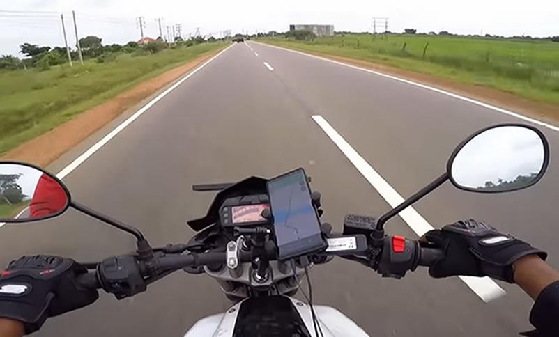 Sri Lanka motorcycle tours