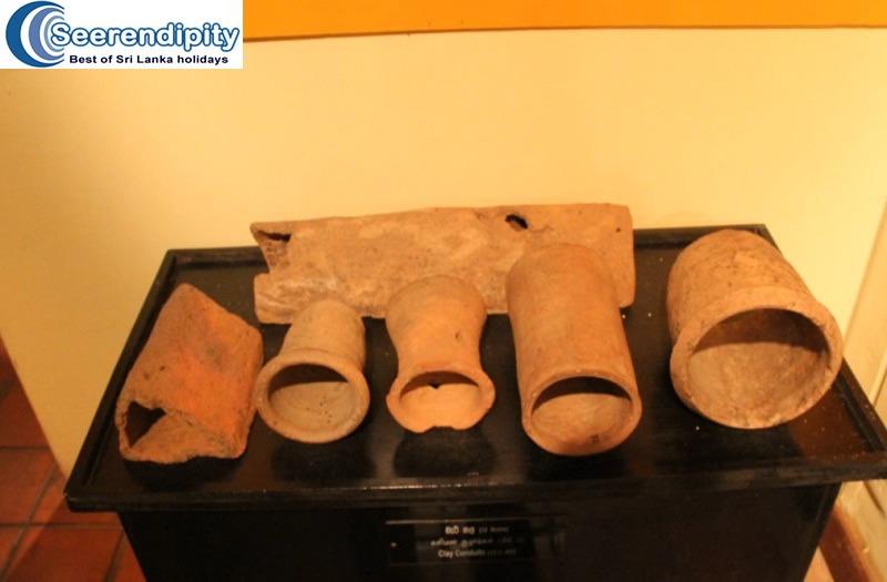 The Polonnaruwa archeological Museum