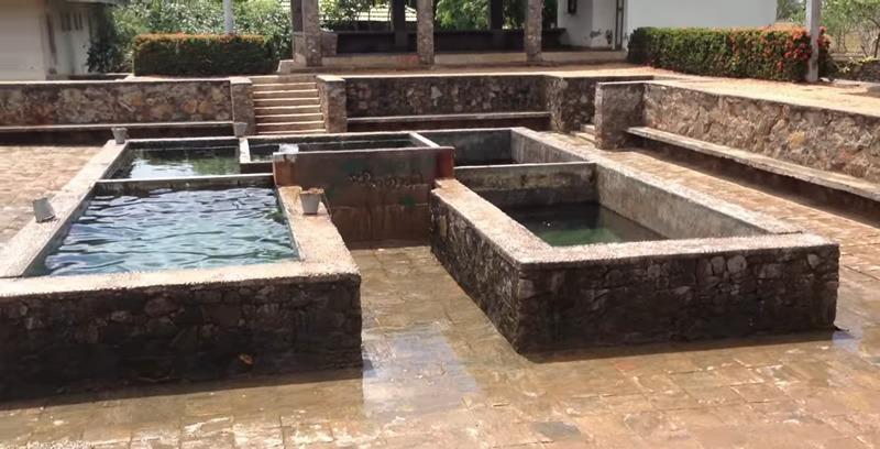 madunagala hot water spring
