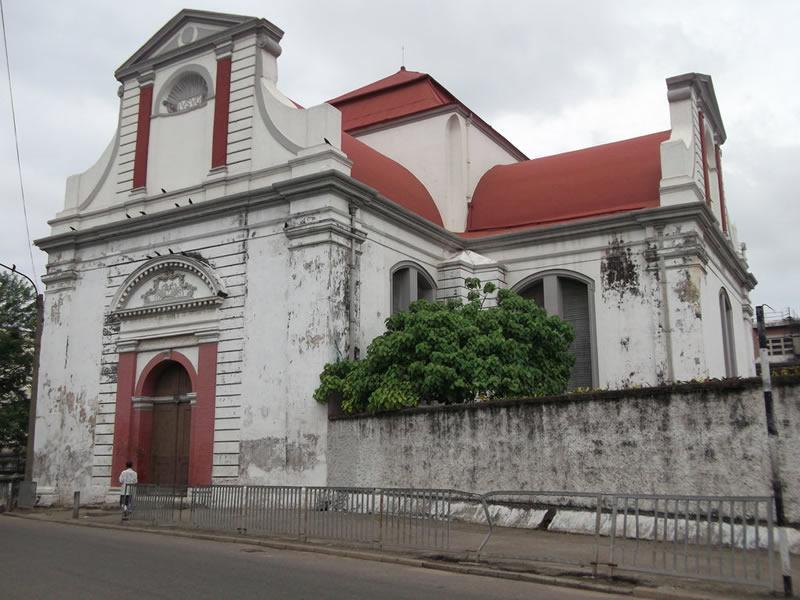 The Dutch Reformed Church Galle