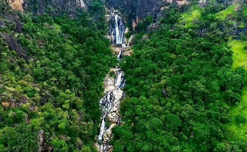Ravan waterfall
