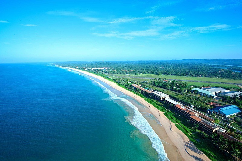 Sri Lanka Land Packages, Sri Lanka West Coast ItineraryLong Beach Resort Koggala