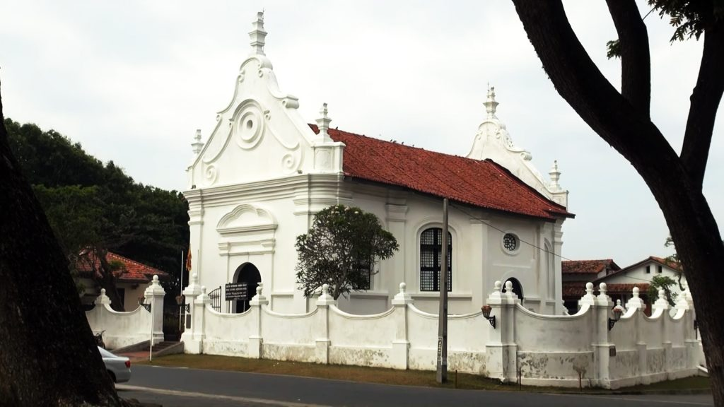 The Dutch Reformed Church Galle