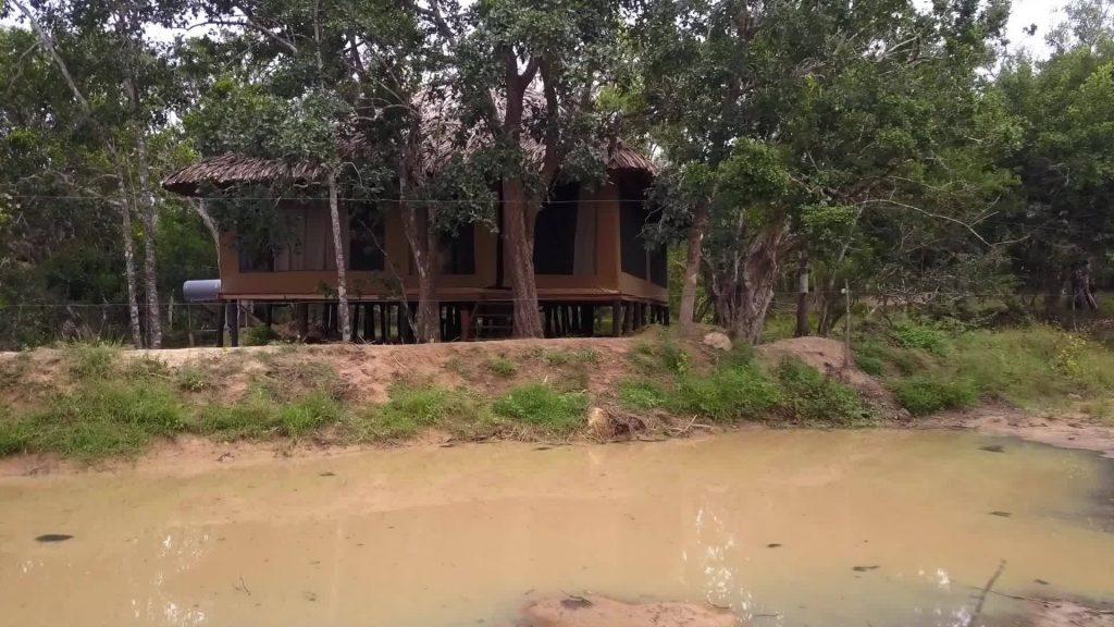 luxury camping in yala