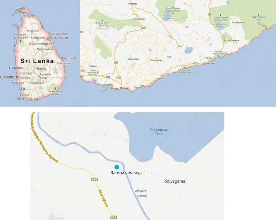 How to find the way to ramba vihara