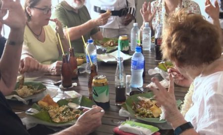 Rice and Curry an important part of Sri Lanka Cuisine