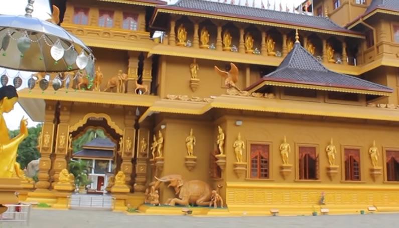 golden temple polgahawela