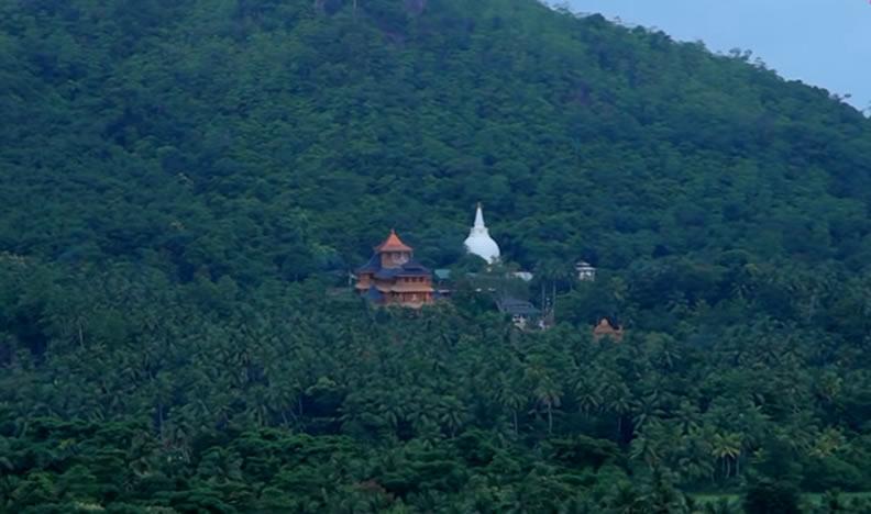 Buddhist temple mahamevnawa