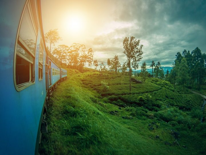 4 Days Sri Lanka Train trip
