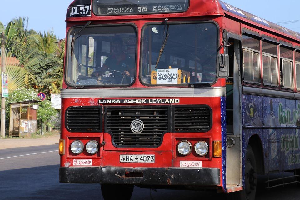 public buses sri lanka