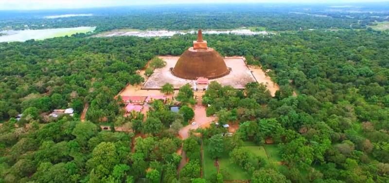 Visit Anuradhapura