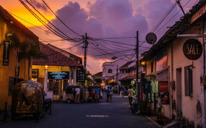 galle fort, Sri Lanka solo female travel