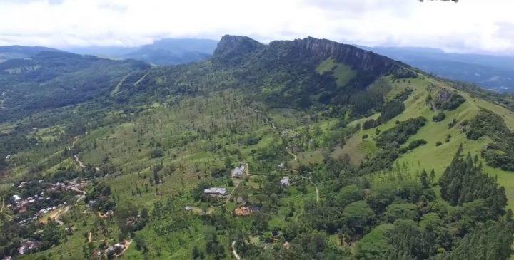 Hantana mountain range