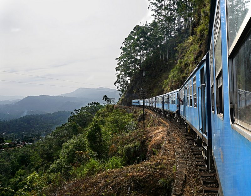 4 Days Sri Lanka Train Journey