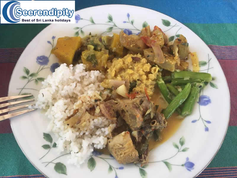 How do you stay healthy while enjoying Sri Lankan foods? Cheap places to eat in Colombo