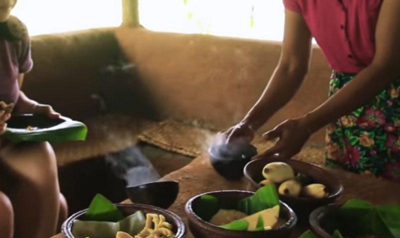 Hiriwadunna Village Tour Sigiriya, Sri Lanka village tour