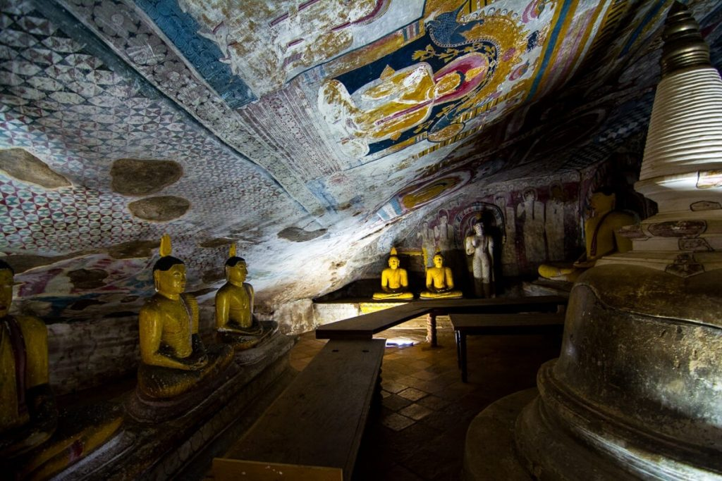 Sri Lanka Two Week Itinerary, Sigiriya day trip from Colombo