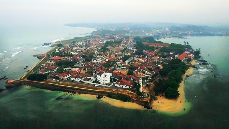 Visiting galle on a day trip from Colombo